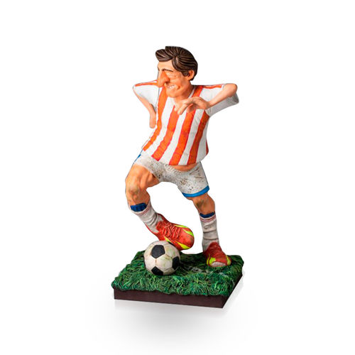 "Guillermo Forchino ""The Soccer Player"" - Large AR-GF85542"