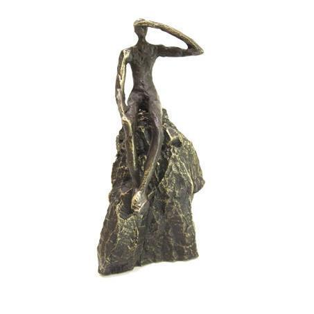 Bronze sculpture 'Looking Forward' AR-BRMA00547