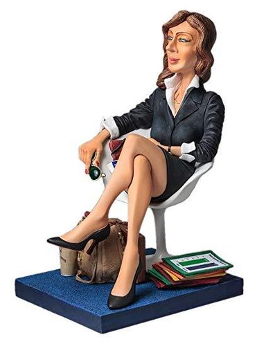 "Guillermo Forchino ""Business Woman"" - Large AR-GF85546"