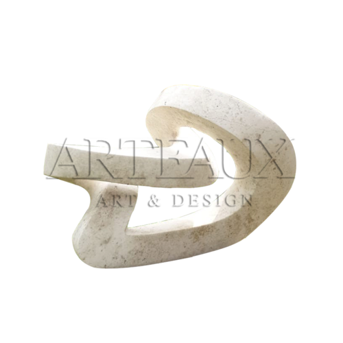 Sculpture Natural Stone Abstract Future - AR-TN024