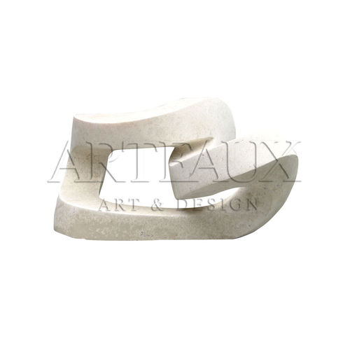 Sculpture Natural Stone Abstract Reliability - AR-TN038