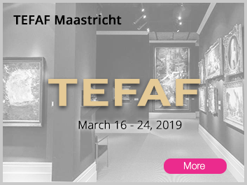 Tefaf Maastricht  March 14-24 2019 Sightseeings art galleries
